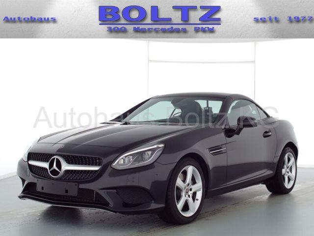 Mercedes-Benz SLC 200 ASC LED ILS Pano Sitzh. Sp. P Totw. PTS, Jahr 2020, Benzin
