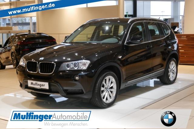 "BMW X3 xDrive 20d xLine AHK Xenon 18"" SpSi, Jahr 2013, diesel"
