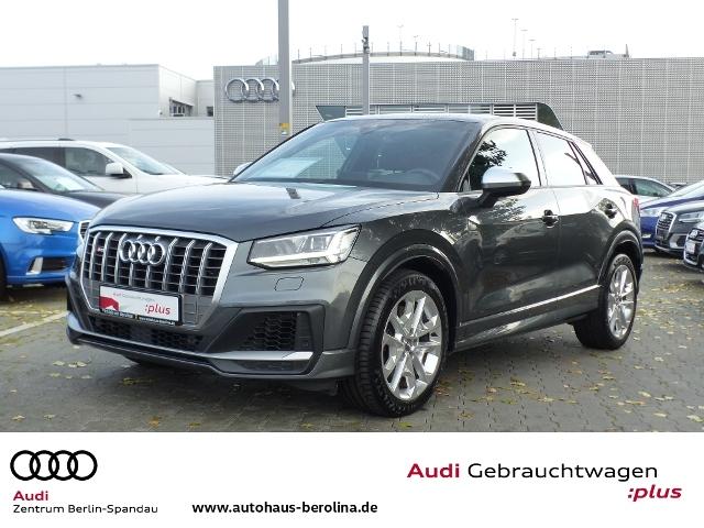 Audi SQ2 TFSI quattro S tronic *NAVI+*LED*R-CAM*, Jahr 2019, Benzin