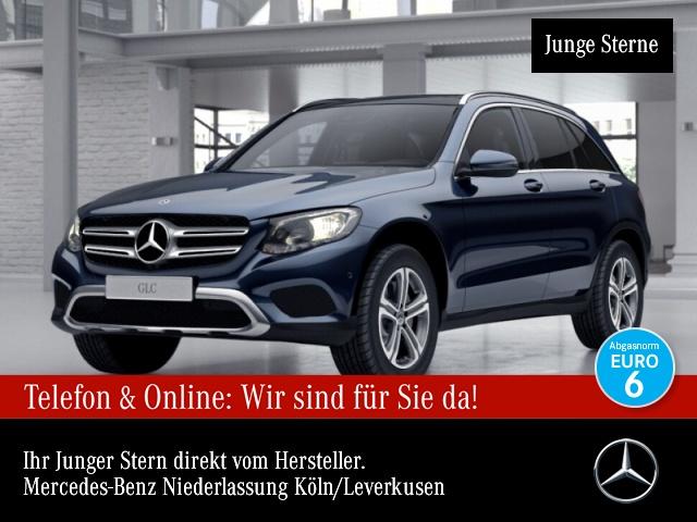 Mercedes-Benz GLC 350 d 4M Exclusive Pano Kamera Navi EDW PTS 9G, Jahr 2017, Diesel