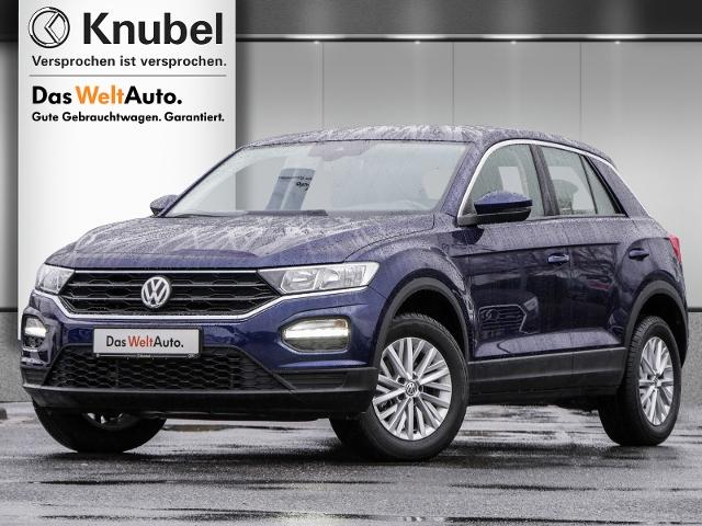 Volkswagen T-Roc 1.0 TSI BMT Front/LaneA. Bluetooth Sitzhzg, Jahr 2018, Benzin