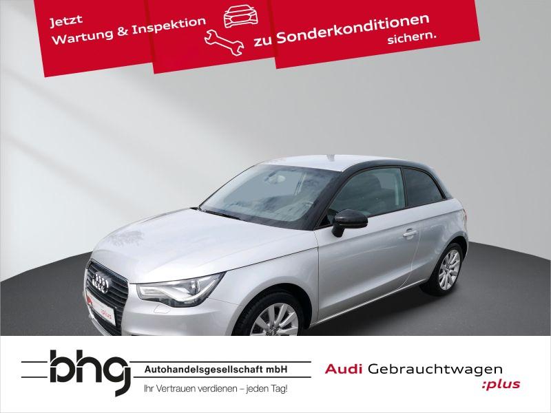Audi A1 1.2 TFSI Ambition, Jahr 2012, Benzin