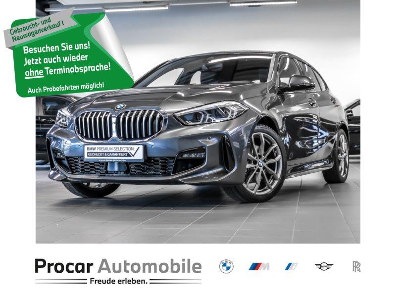 BMW 118i M Sport HiFi DAB LED WLAN Tempomat Shz, Jahr 2020, Benzin