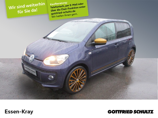 Volkswagen up! colour 1.0 ASG PANO NAVI DAB PDC KLIMA, Jahr 2016, Benzin