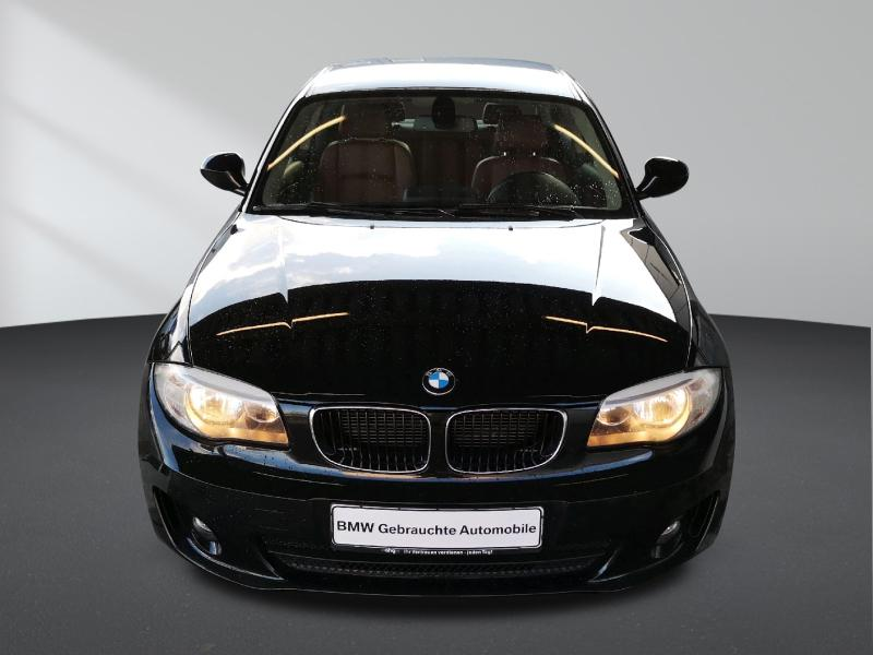 BMW 120d Coupe Navi Prof. Klimaaut.18 LM PDC USB, Jahr 2012, Diesel