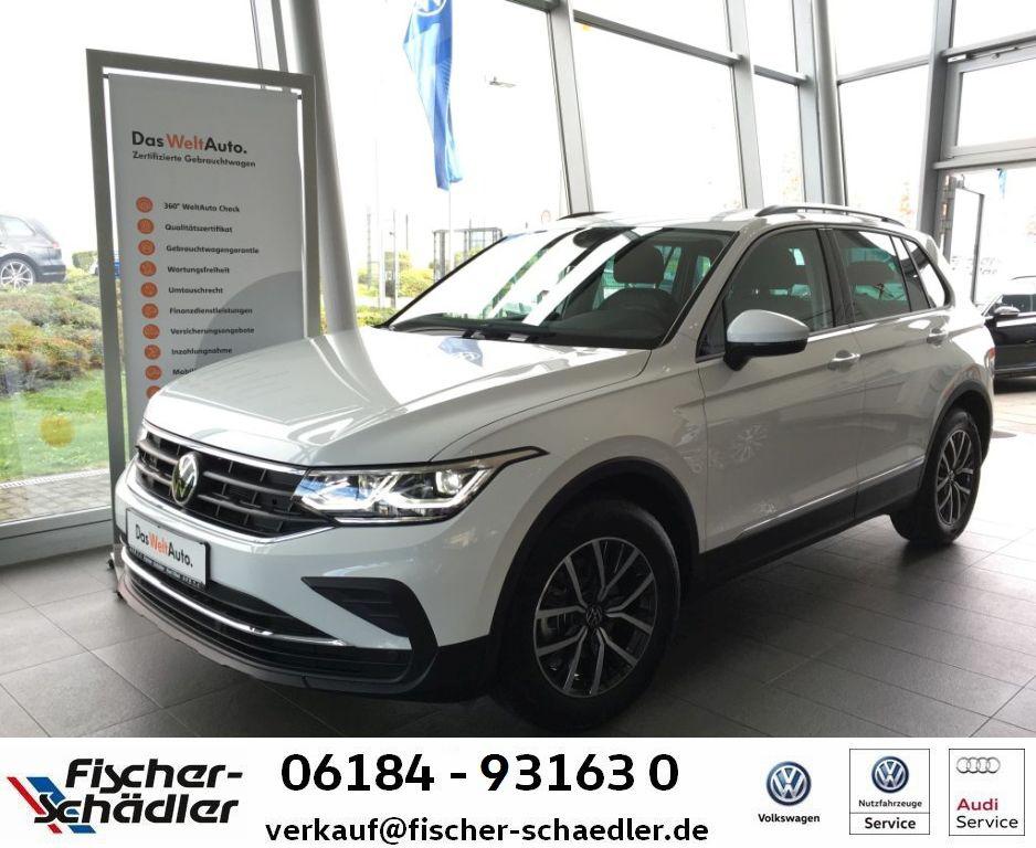 Volkswagen Tiguan Life 1.5TSI*DSG*LED*Ready2Discover*AppC.*, Jahr 2020, Benzin