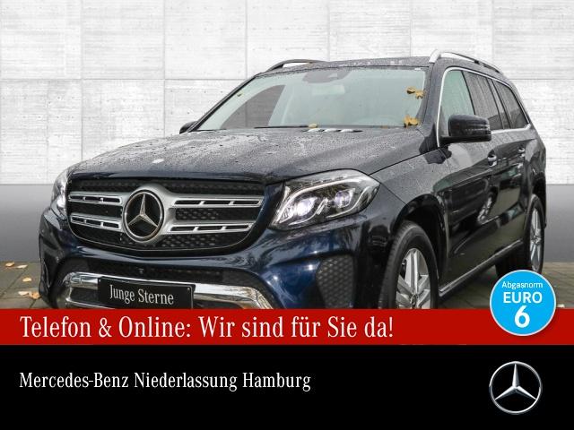 Mercedes-Benz GLS 350 d 4M 360° Airmat COMAND ILS LED SHD, Jahr 2017, Diesel