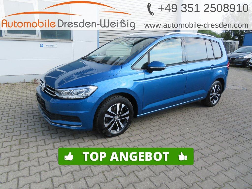 Volkswagen Touran 1.5 TSI United*Navi*7 Sitze*ACC*Kamera*, Jahr 2020, Benzin