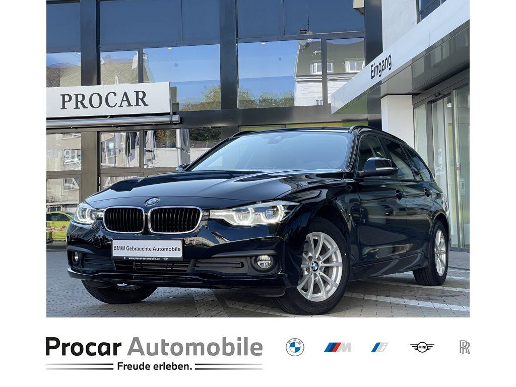 BMW 318d Touring Navi LED Aut. 16 LM Sport Sitze AHK, Jahr 2018, Diesel