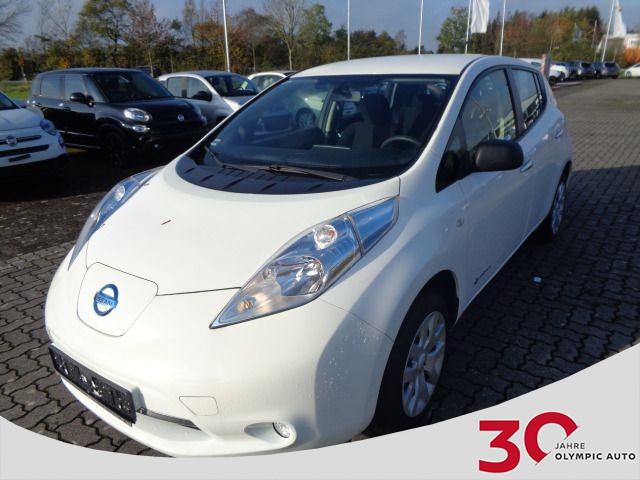 Nissan Leaf ZE0 Visia Ladekabel DE/AT*KEYLESS*KLIMA*BT*, Jahr 2015, electric