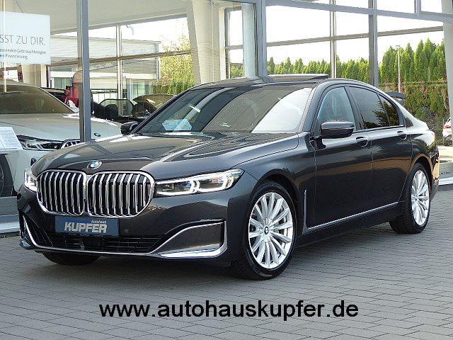 BMW 730d Mhd Laser°AHK°belüft. K-sitz°SD°ACC+, Jahr 2020, Diesel