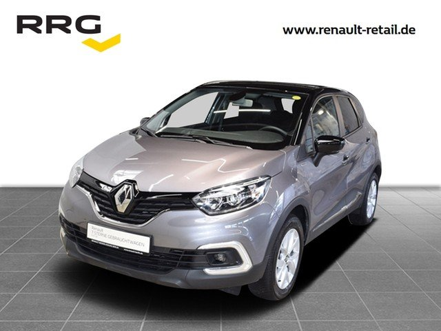 Renault CAPTUR 0.9 TCE 90 LIMITED DELUXE SUV, Jahr 2019, Benzin