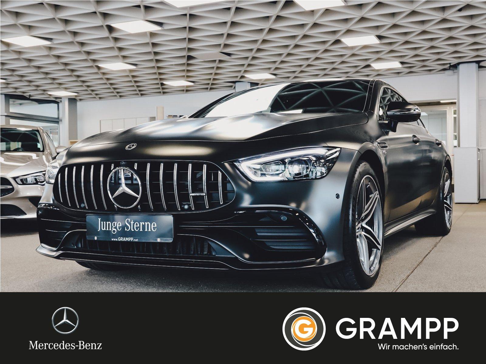Mercedes-Benz Mercedes-AMG GT 43 4M+ Distronic/Massage/GSD/HUD, Jahr 2020, Benzin