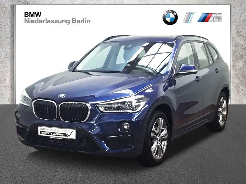 BMW X1 xDrive25i EU6 Aut. SportLine LED NaviPlus GSD, Jahr 2017, Benzin