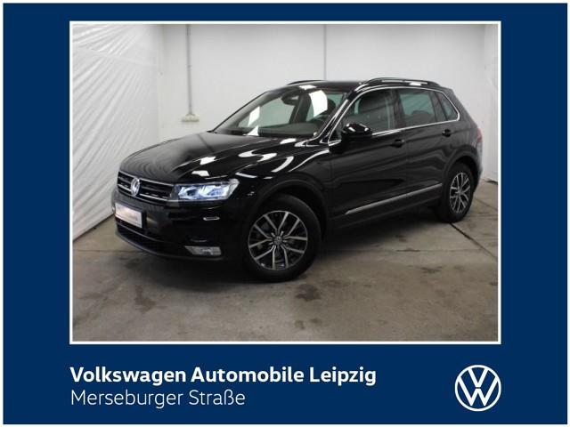 Volkswagen Tiguan 1.4 TSI BMT Comfortline ACT*ACC*LED*AHK*, Jahr 2017, Benzin