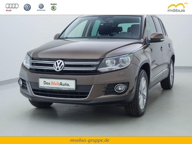 Volkswagen Tiguan 2.0 TSI Sport & Style 4Motion Panoramadac, Jahr 2014, Benzin
