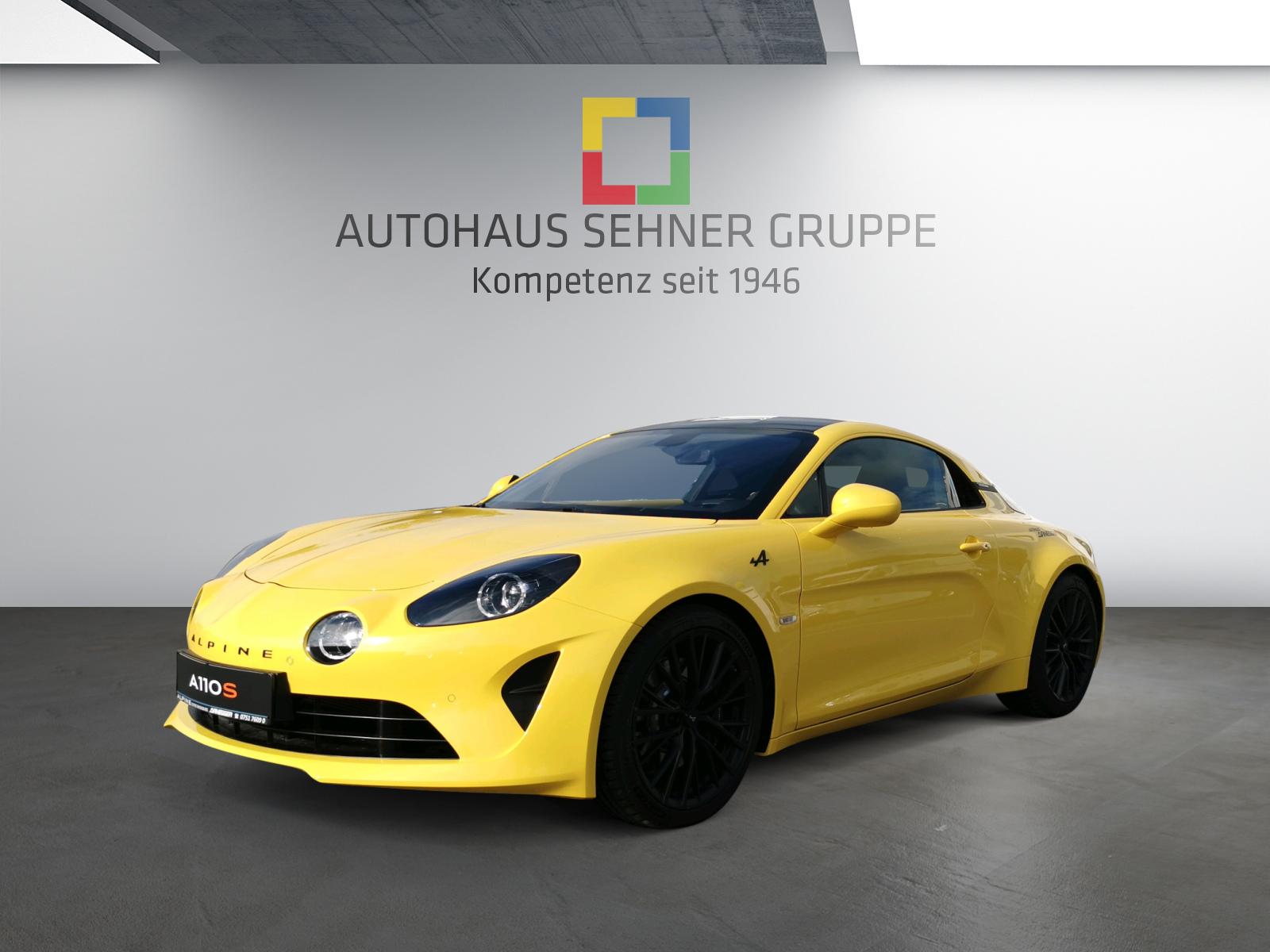 Renault Alpine A110 COLOR Edition 2020, Jahr 2021, Benzin
