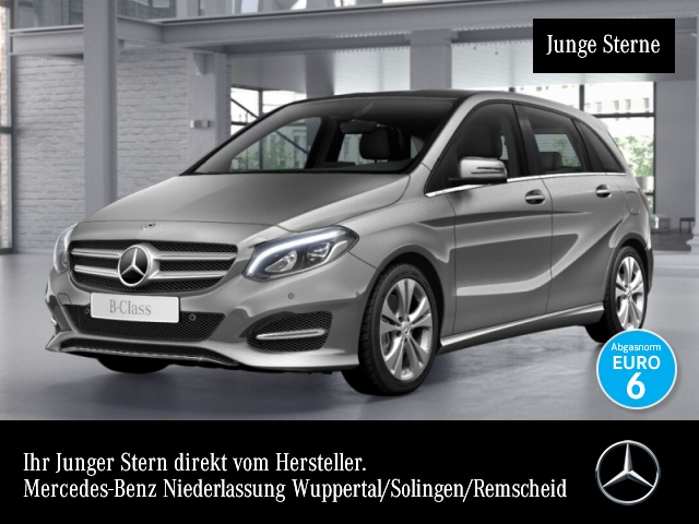 Mercedes-Benz B 220 4M Urban Distr. COMAND LED Kamera Laderaump, Jahr 2018, Benzin