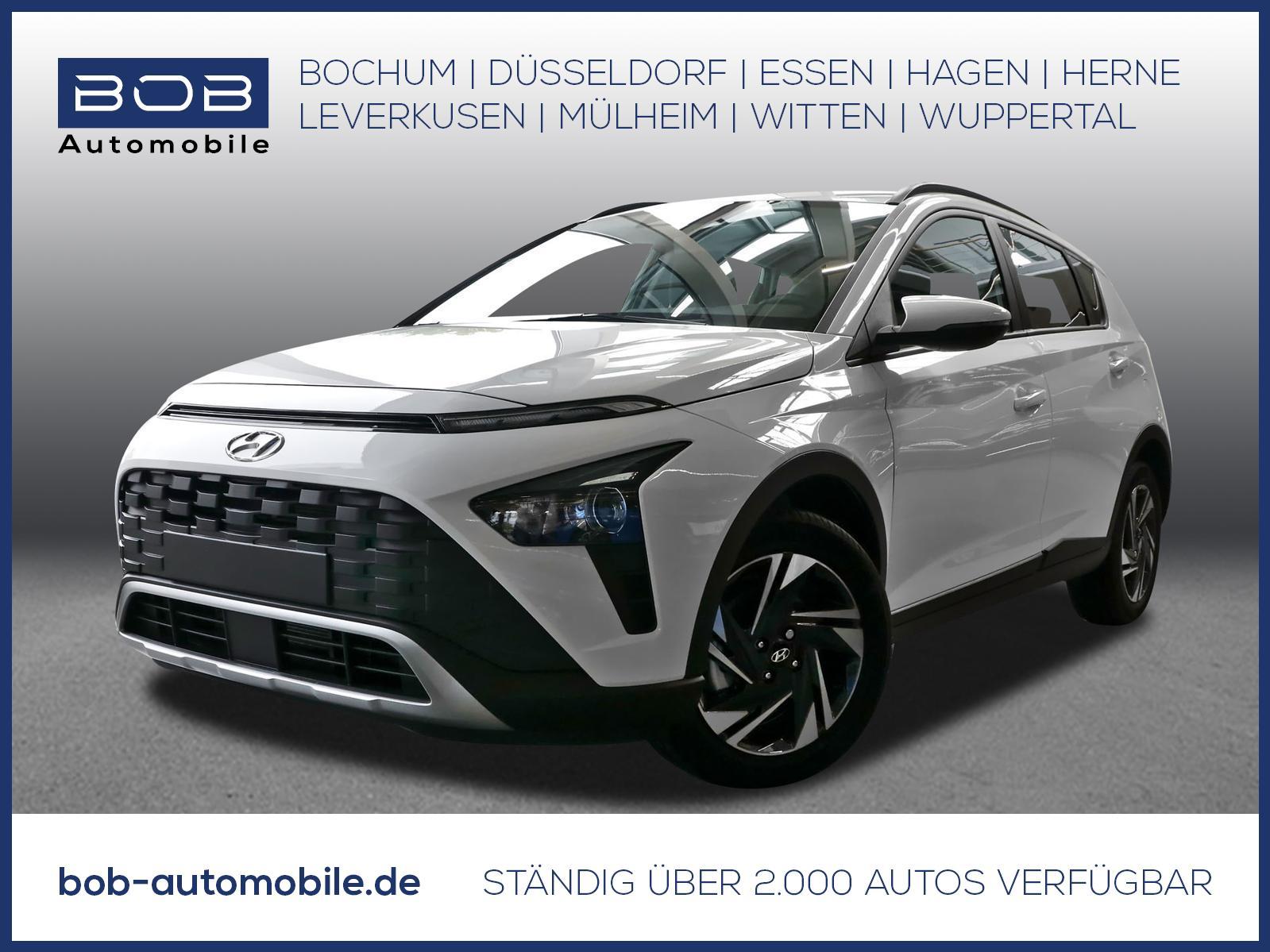 Hyundai BAYON 1.0 Turbo Select Winter-P. KLIMA PDC, Jahr 2021, Benzin