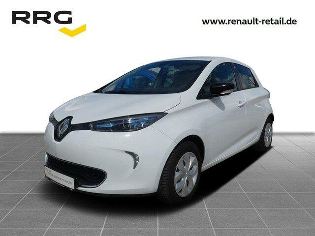 Renault Zoe Intens ZE 40 zzgl. Batteriemiete 0,99% Finan, Jahr 2017, Elektro