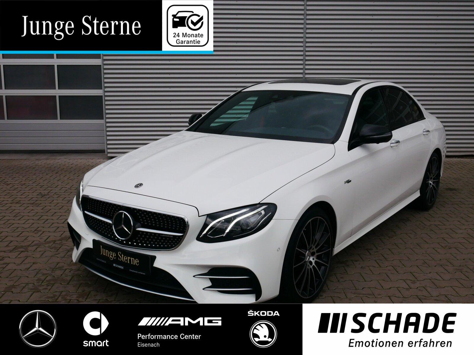 Mercedes-Benz E 53 AMG 4M+ *NP.:101.066*Widescreen*Distronic*, Jahr 2018, Benzin