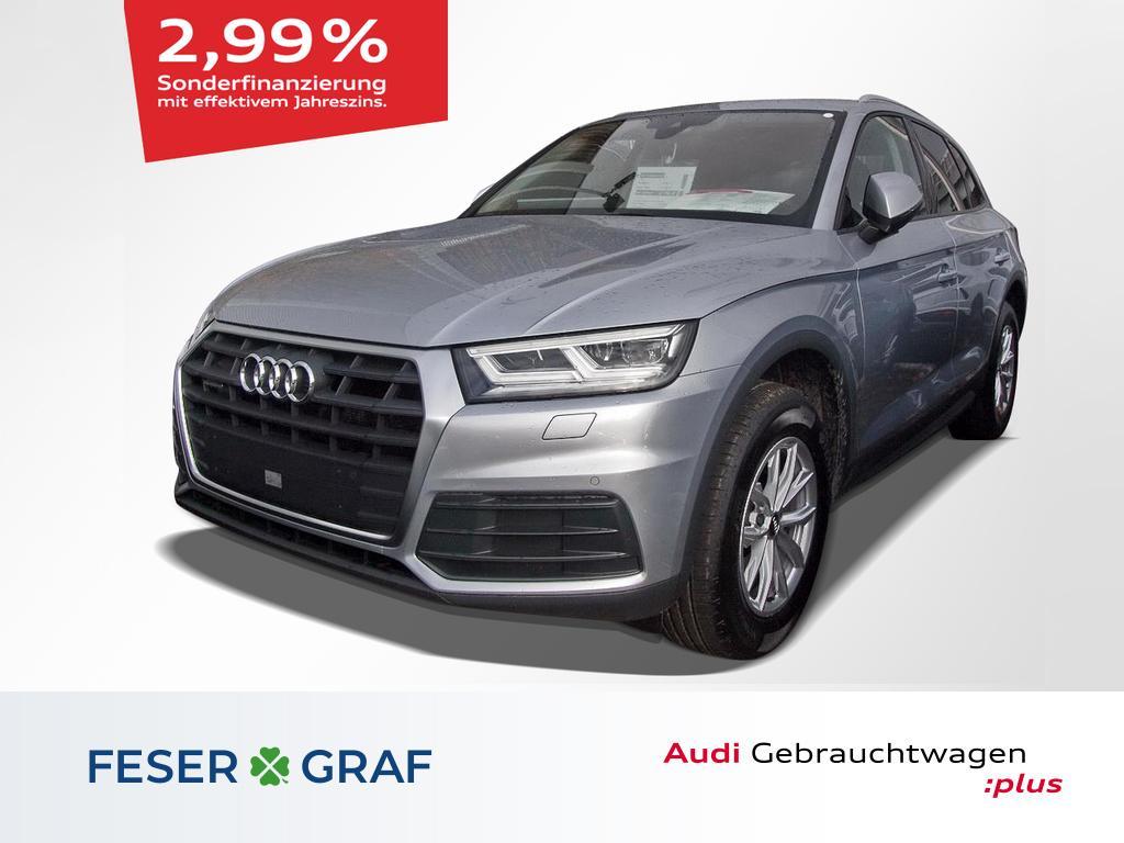 Audi Q5 2.0 TDI quattro S tronic LED/Navi Plus/Kamera, Jahr 2017, Diesel