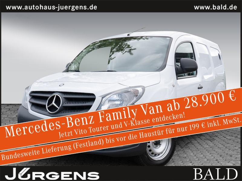 Mercedes-Benz Citan 109 CDI Kasten extralang Klima, Jahr 2015, Diesel