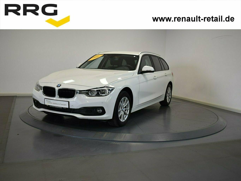 BMW 318d Touring Advantage Full-LED, Navi, Sitzheizu, Jahr 2018, Diesel