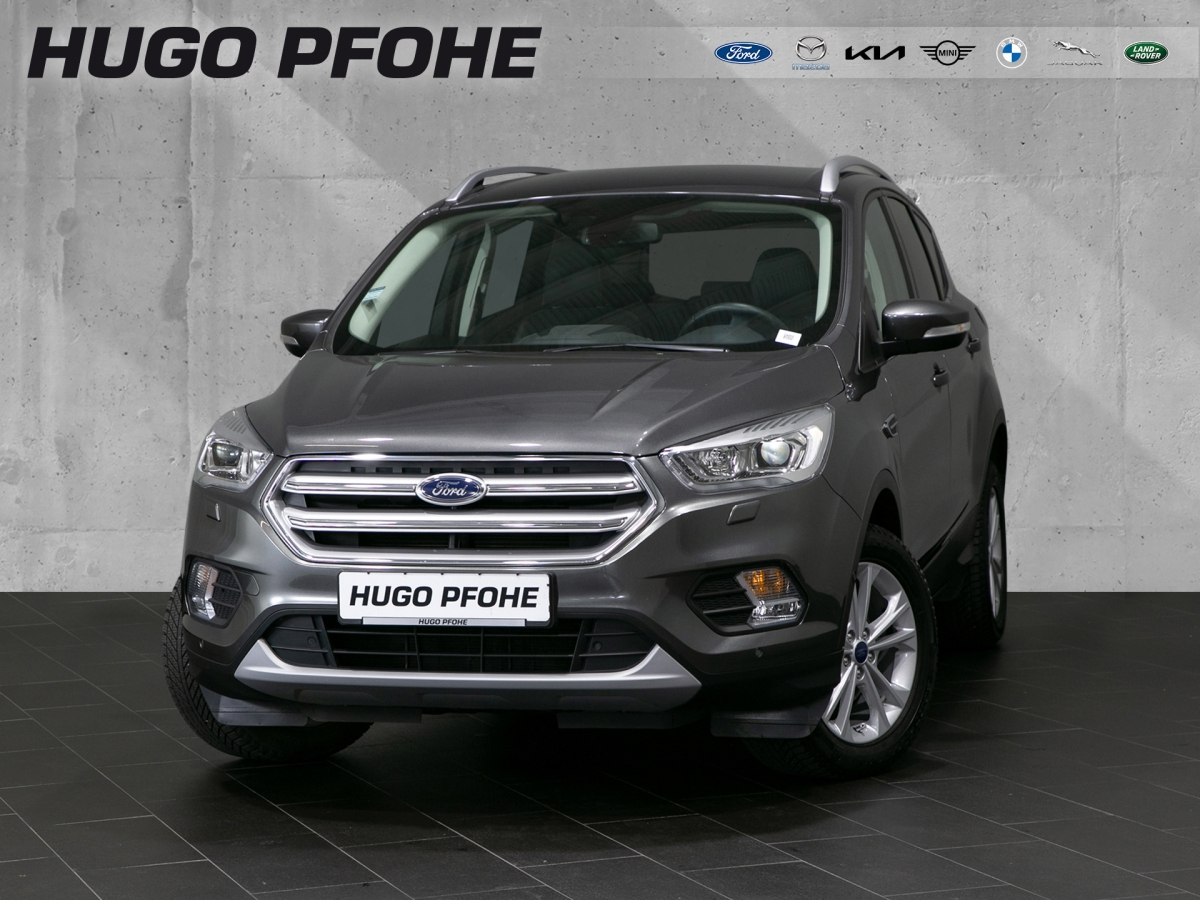 Ford Kuga Titanium 1.5 EcoBoost 2x4 150PS Klima Winte, Jahr 2017, Benzin