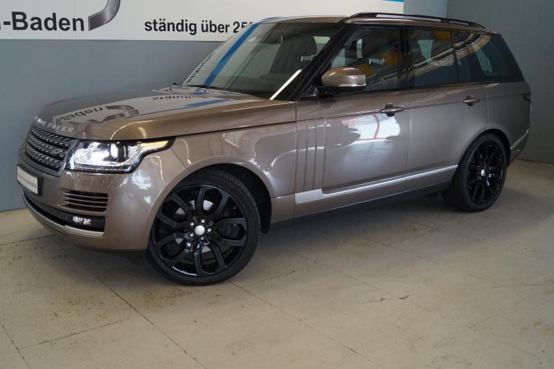 Land Rover Range Rover TDV6 HSE 22 Standheizung Soundsystem, Jahr 2015, Diesel