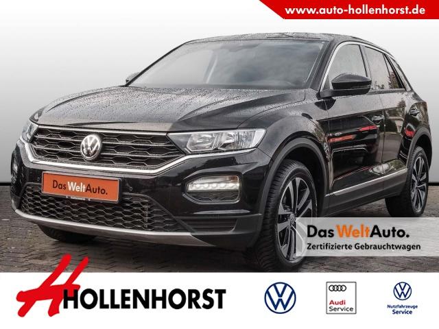 Volkswagen T-ROC 1.5 l BT TSI UNITED DSG NAVI Bluetooth Klima, Jahr 2020, Benzin
