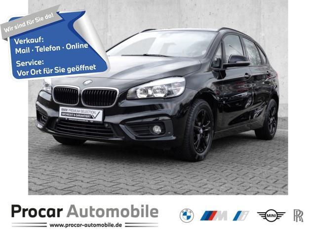 BMW 218 Active Tourer Advantage Aut. Klimaaut. PDC, Jahr 2017, Benzin