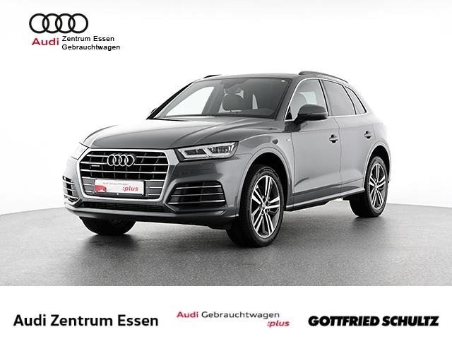Audi Q5 3.0 TDI TIPTR LED NAV PLUS SHZ FSE, Jahr 2018, Diesel
