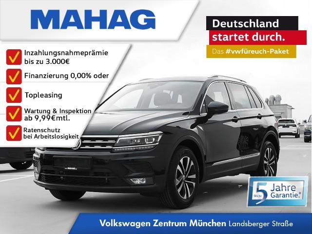 Volkswagen Tiguan 1.5 TSI IQ.DRIVE - Navi - AHK - LED / Fahrerassistenzpaket Plus / Head-up-Display Tiguan 1.5actCLOPFFR 96 TSIM6F, Jahr 2019, Benzin