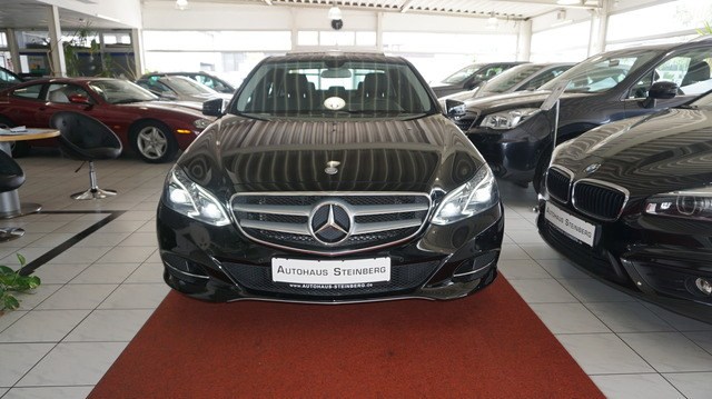Mercedes-Benz E 350 CGI BlueEfficiency 4-Matic AUTOMATIK+NAVI+, Jahr 2014, Benzin