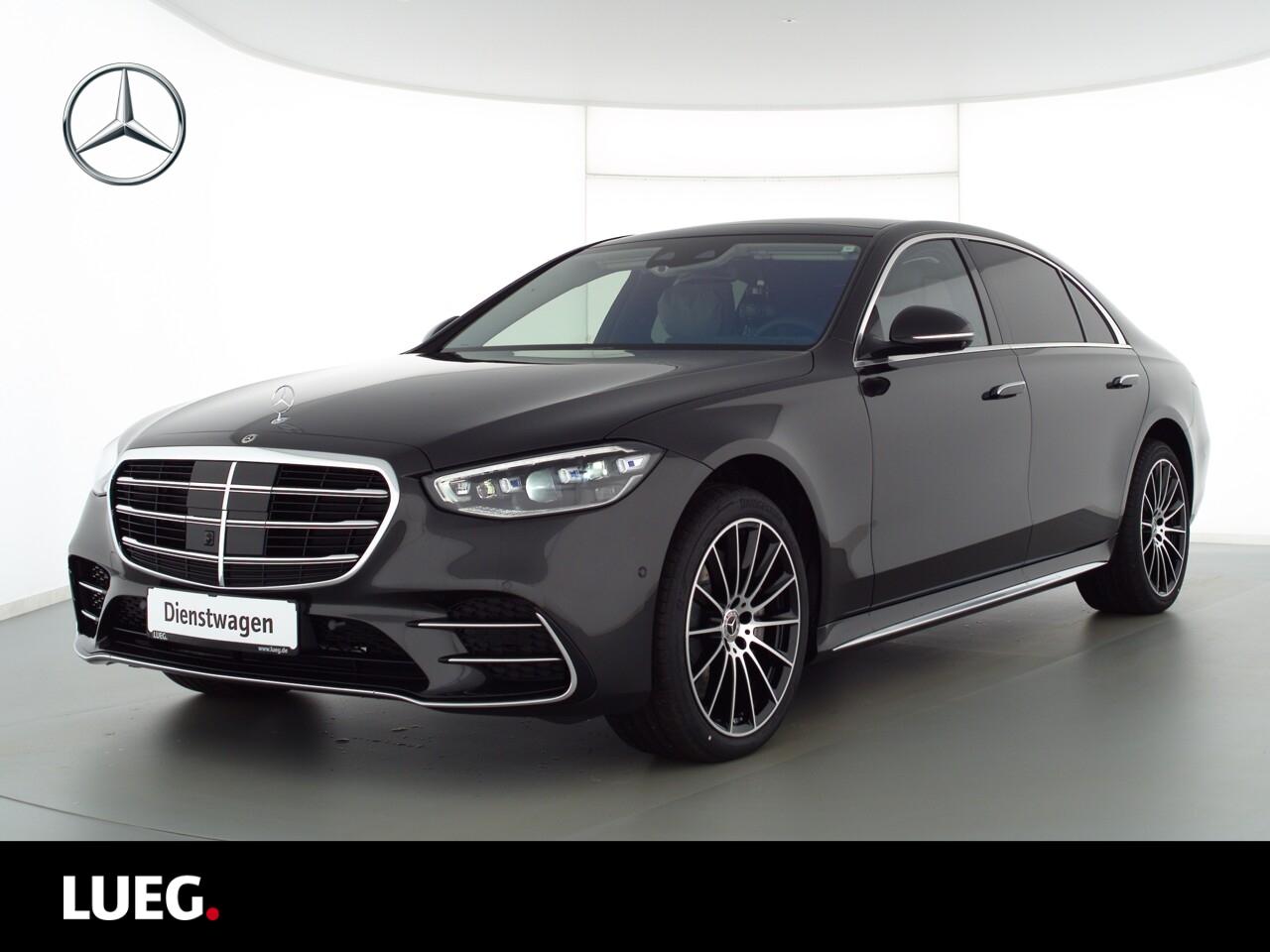 Mercedes-Benz S 500 4M L AMG+20''+HUD+STDHZG+DIGI.LLICHT+NP166, Jahr 2021, Benzin