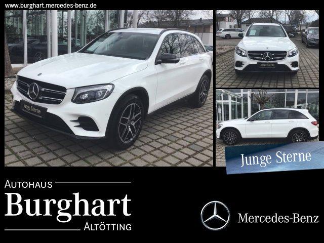 Mercedes-Benz GLC 300 4MATIC AMG Line StreetStyle/COMAND/Night, Jahr 2019, Benzin