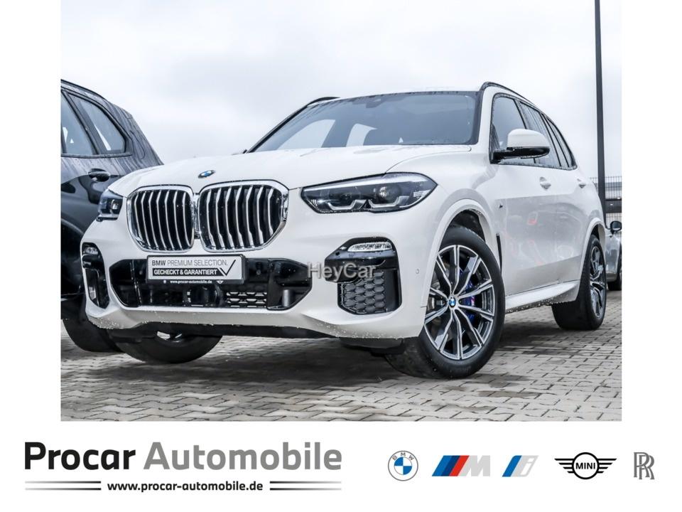 BMW X5 xDrive30d M Sport 20'' HuD AHK Panorama DA RFK, Jahr 2019, Diesel