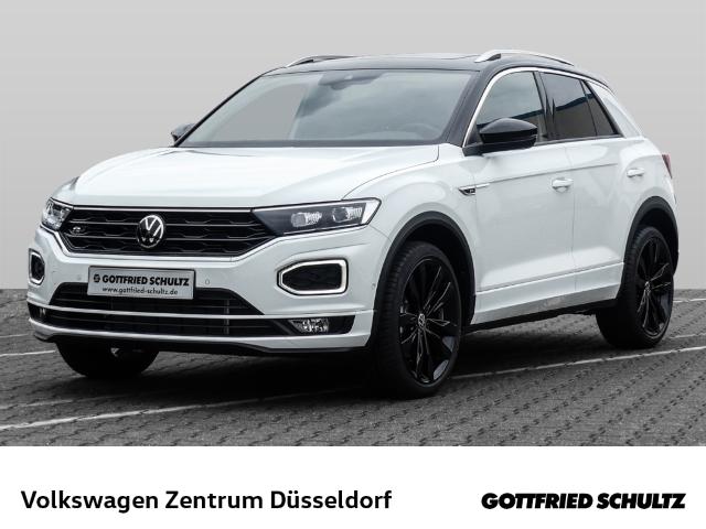 Volkswagen T-Roc 1.5 TSI SPORT R-Line Pano AHK 19-LM-Felgen 7-GANG-DSG, Jahr 2021, Benzin