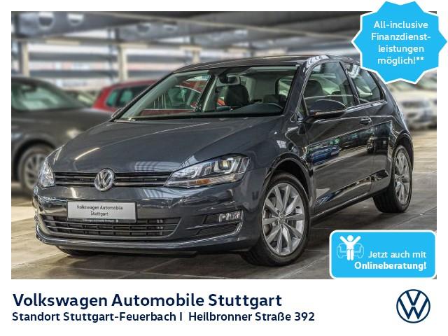 Volkswagen Golf VII 1.4 TSI Klima, Jahr 2017, Benzin