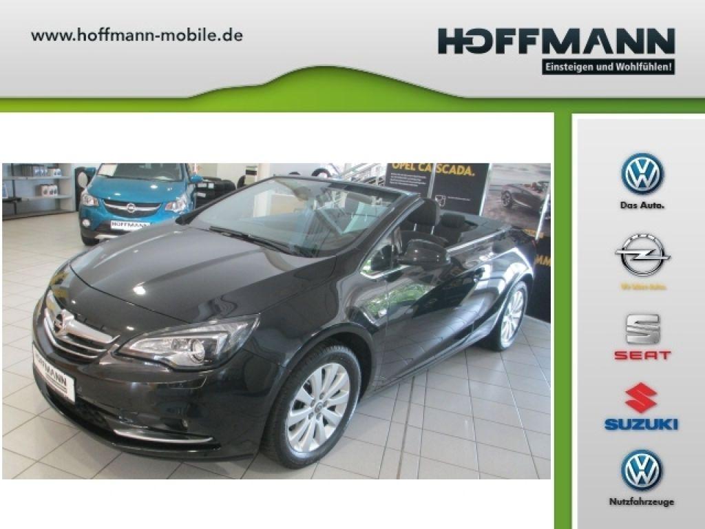 Opel Cascada 1.4 Turbo Edition AFL+ Bi-Xenon, Jahr 2015, Benzin