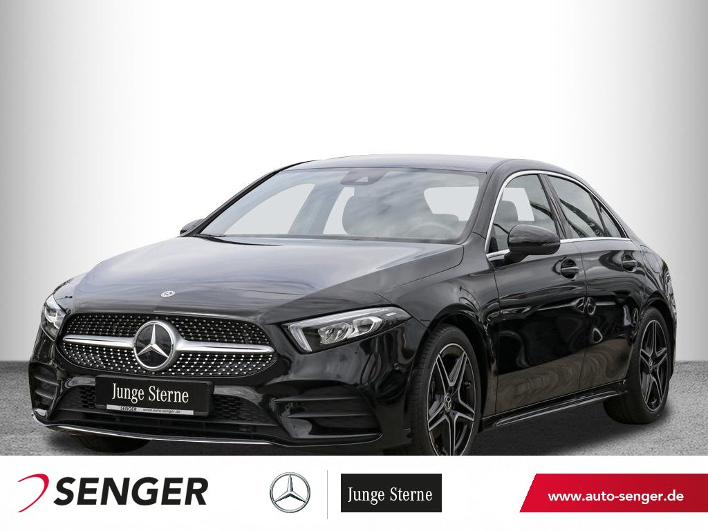 Mercedes-Benz A 200 Limousine*AMG*Display digital*LED*Ambiente, Jahr 2020, Benzin