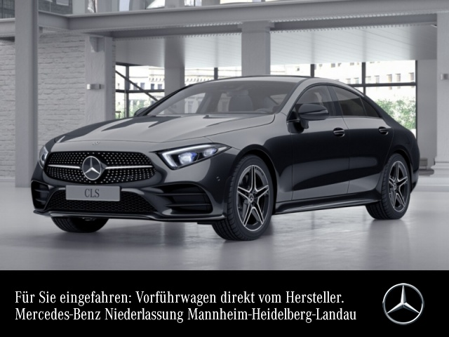 Mercedes-Benz CLS 220 d Cp. AMG WideScreen Multibeam COMAND PTS, Jahr 2020, Diesel