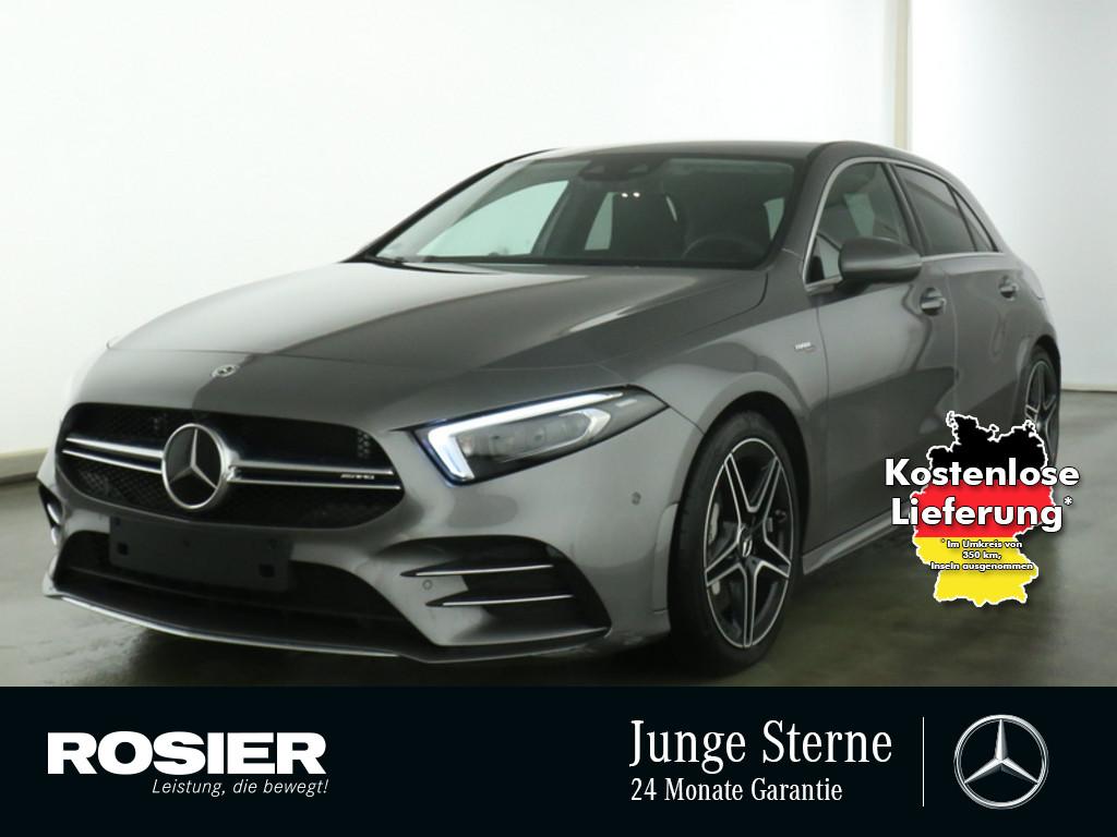 Mercedes-Benz A 35 AMG 4M, Jahr 2020, Benzin