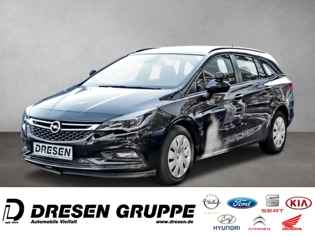 Opel Astra K Sports Tourer Business Start Stop 1.0 Turbo EU6d-T/Klimaauto., Jahr 2019, Benzin