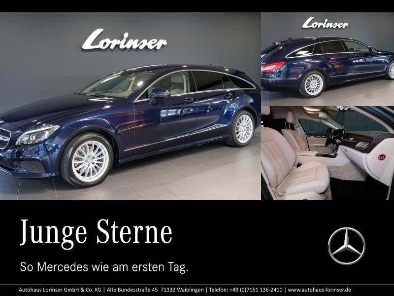 Mercedes-Benz CLS 250 d 4M SB COMAND/LED/LEDER/360°/PTS/SHZ, Jahr 2016, Diesel