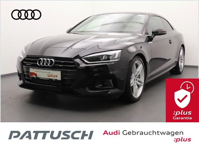 Audi A5 Coupé 2.0 TFSI Q DAB B&O S-Line LED, Jahr 2017, Benzin