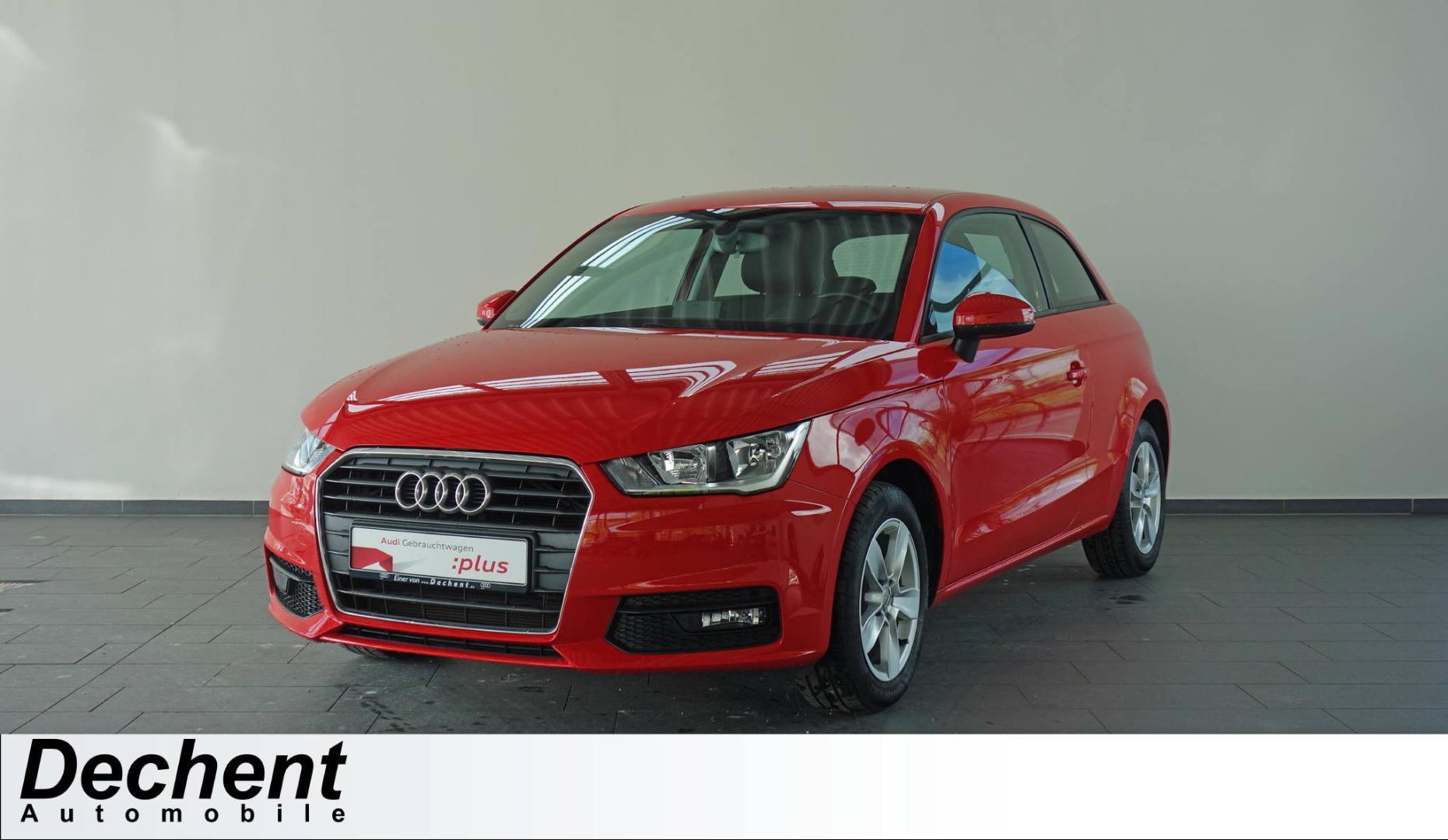 Audi A1 1.0 TFSI media Paket, Alu, APS, Shzg., Klimaa, Jahr 2016, Benzin