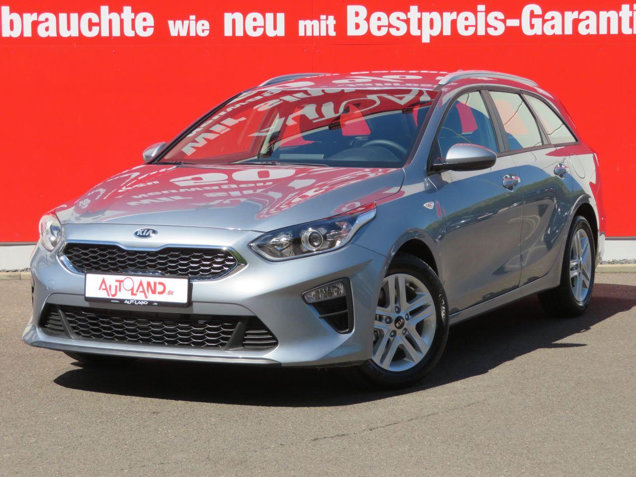 Kia cee'd Sporty Wagon, Jahr 2021, Benzin