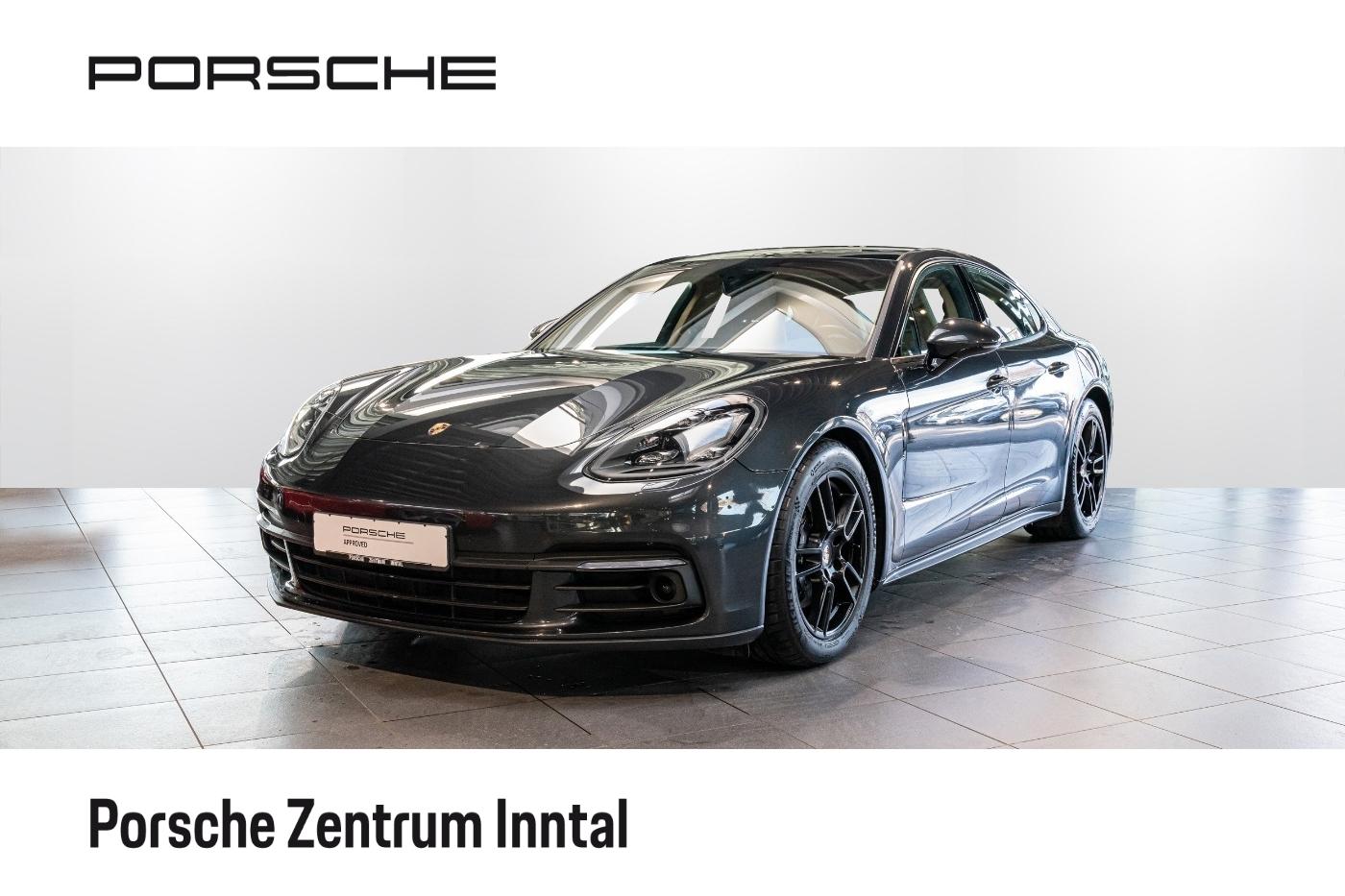 Porsche Panamera 4 ( LED Matrix + Luftfederung PASM), Jahr 2017, Benzin